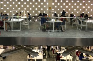 A conducive study environment for top students at HELP University Subang 2