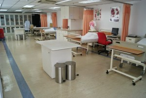 MAHSA University Nursing Simulation Ward