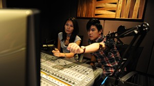 Recording Studio for Communication Students at Taylor's University