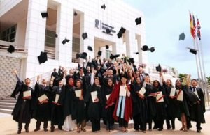 Top Students from all over the world choose to study at the top ranked University of Nottingham Malaysia Campus