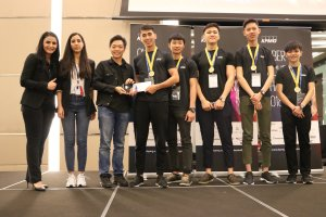 Asia Pacific University (APU) students win the KPMG Cyber Challenge 2018