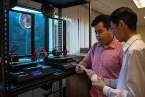 3D PRINTING LAB for Design Students at Asia Pacific University (APU)