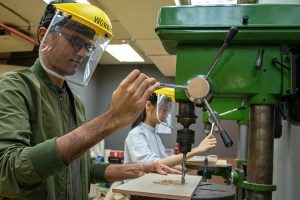 Industrial Design Workshop for Design Students at Asia Pacific University (APU)
