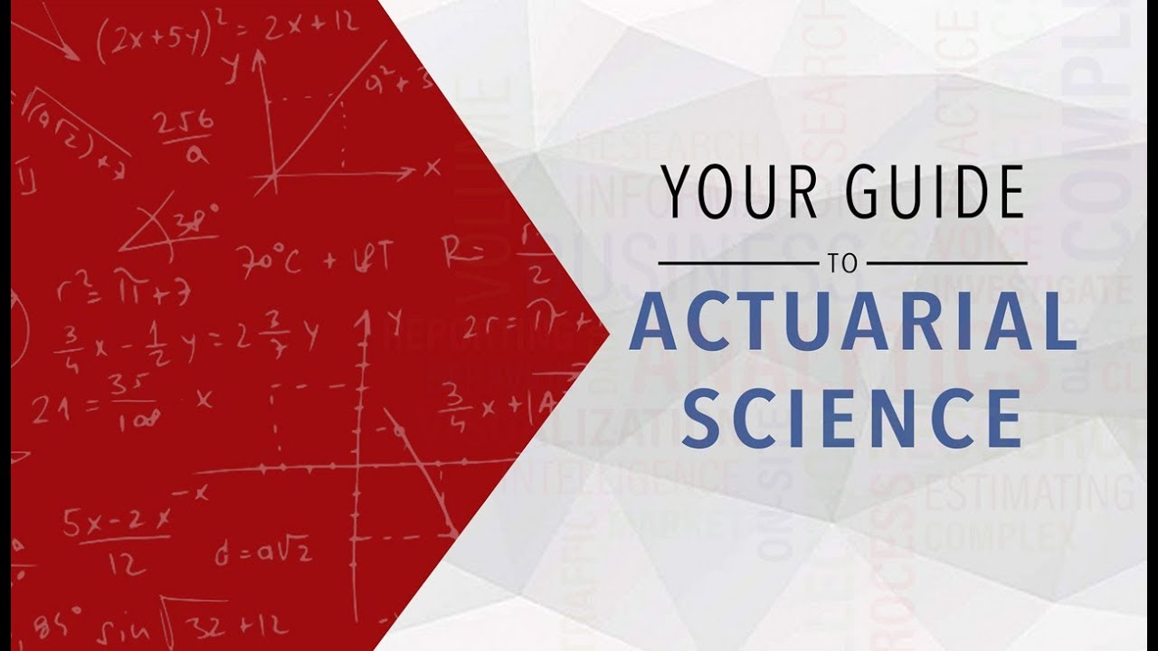 All you need to know about the Actuarial Science Courses, Professional Papers & Exemptions, Education Pathway to become a Professional Actuaries in Malaysia