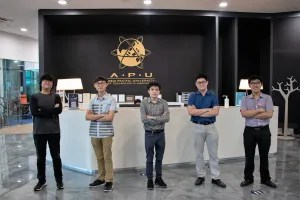 "​Team ""AWSAPU"" comprised students from different disciplines of the School of Computing & Technology at Asia Pacific University (APU) emerge National Champion and the Best Innovation Award winner of the Build On, Malaysia 2020"