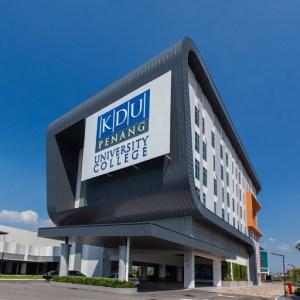 UOWM KDU Penang Batu Kawan campus, Part of the Top Ranked University of Wollongong, Australia