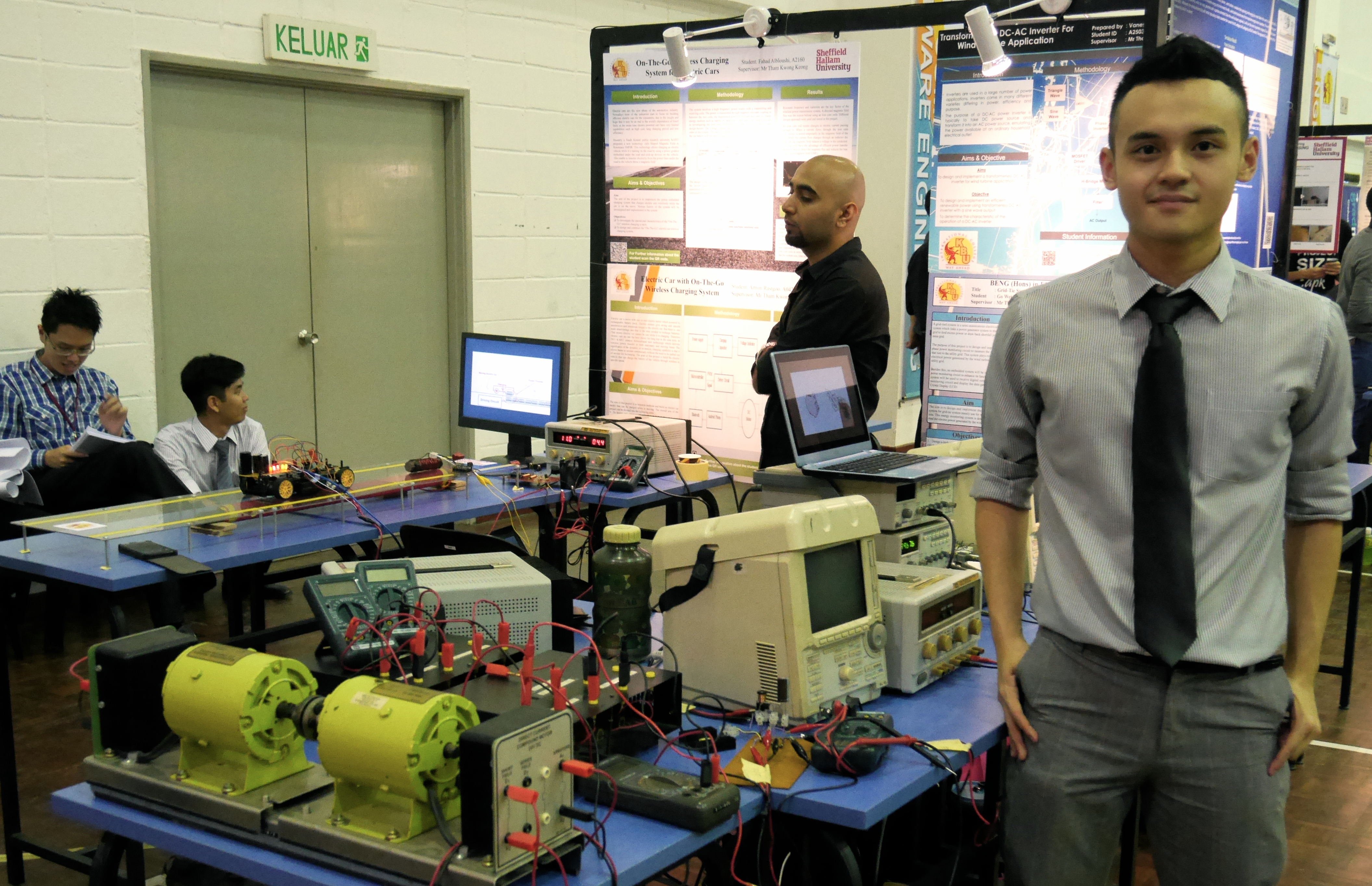Electronic Projects For Diploma Engineering Final Year Students