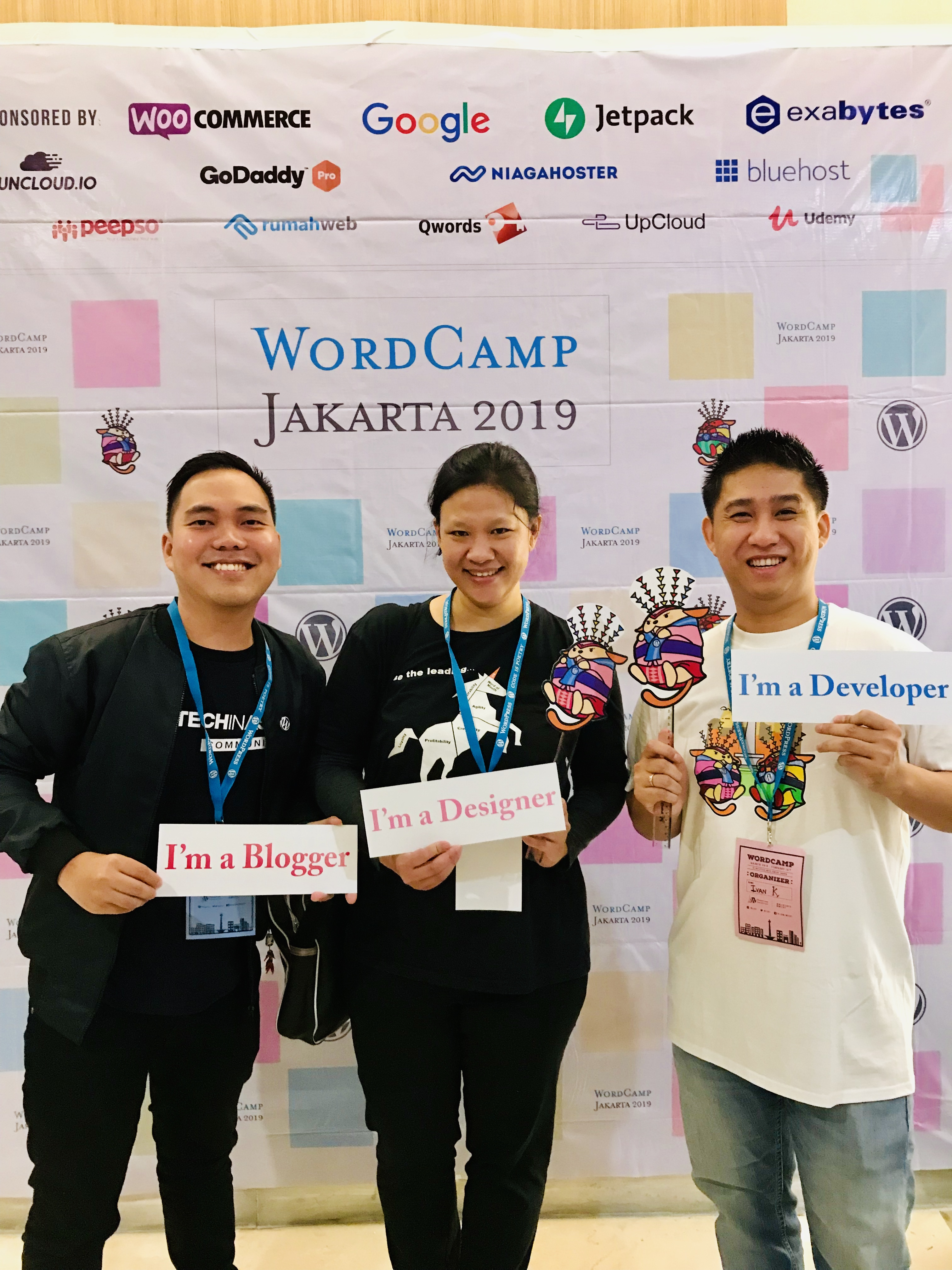 5 Reasons Why You Should Go to WordCamp Jakarta