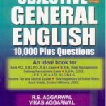 R.S.Aggarwal Objective General English PDF