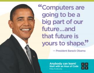 obama hour of coding