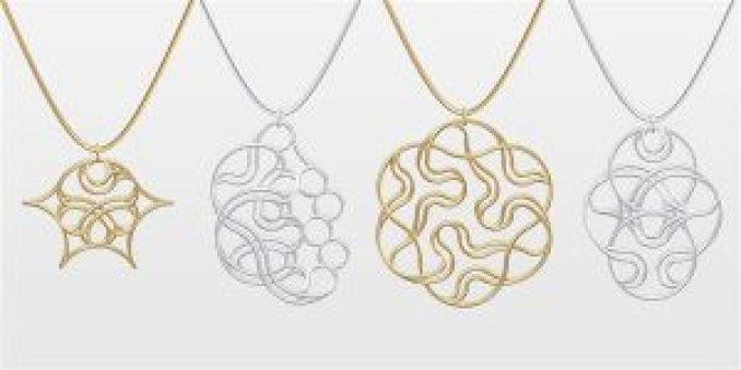 3d printed pendants