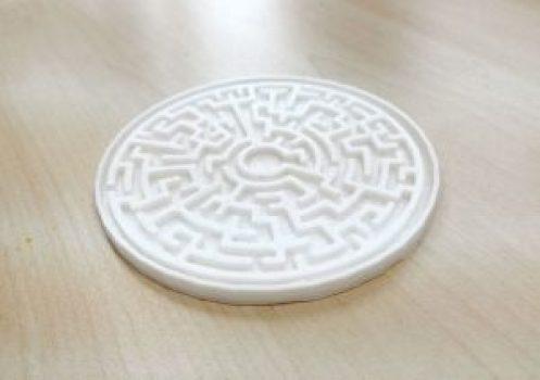 cool 3d print coaster