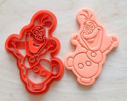 Cookie cutter 3D printing