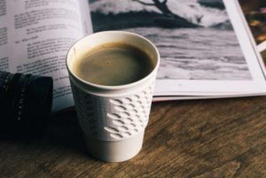 coffee cup sleeve 3d printed
