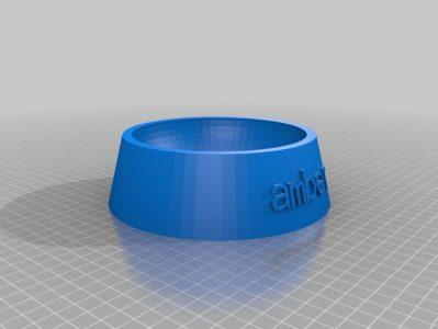 pet bowl 3D print design