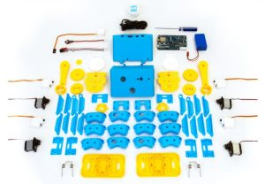 Marty the robotics kit for kids
