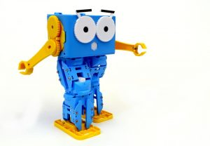 Marty the robot for kids