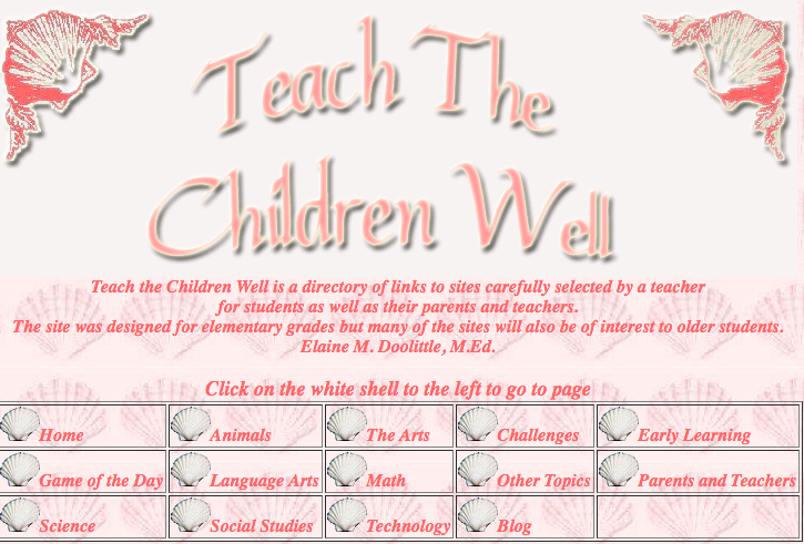 https://teachthechildrenwell.com/ safe search engine for kids