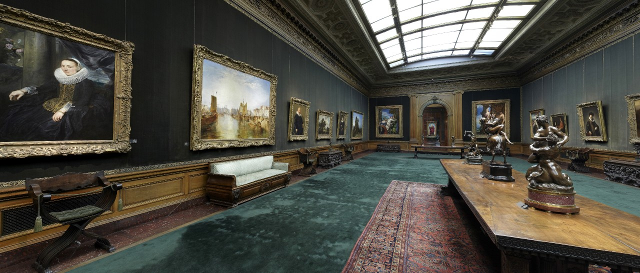 The Frick Collection Virtual Museum Tour