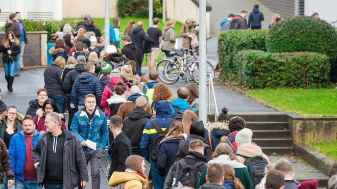 Students of JLU in Germany Faced Cyberattack – Lined Up For New Passwords