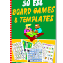Teaching Materials For Esl Math Education Esl Board Games