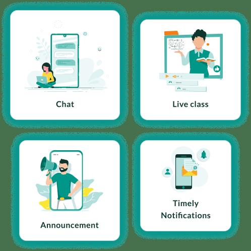 online teaching app