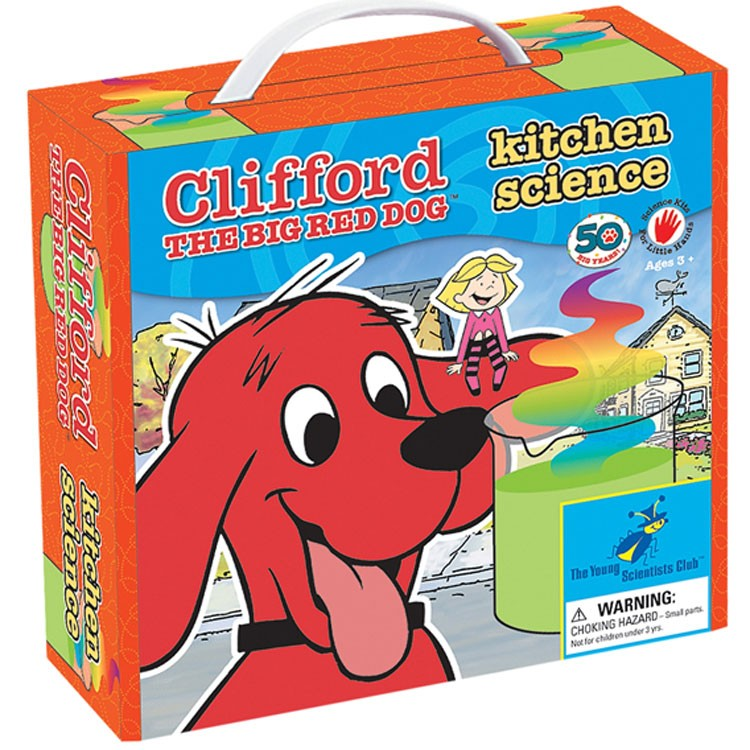 kitchen science salvaged cabinets for sale clifford the big red dog preschool kit