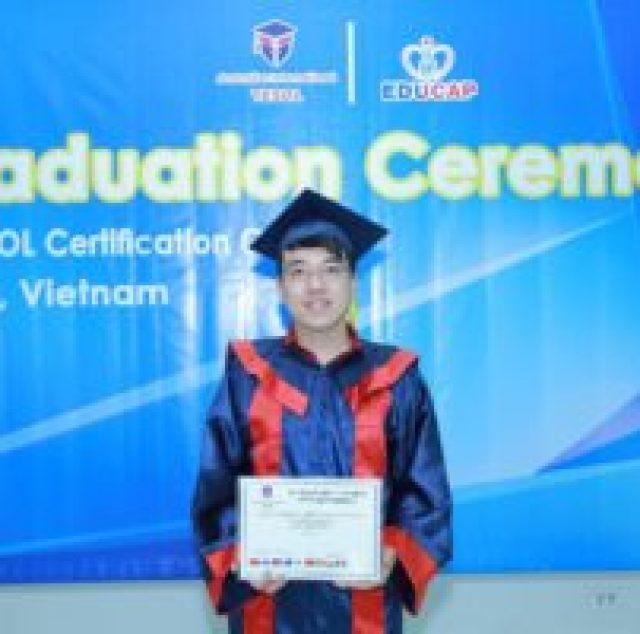 Thầy giáo Vũ Thái Sơn