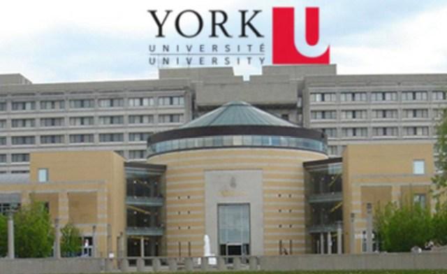 Du học canada với trường York University