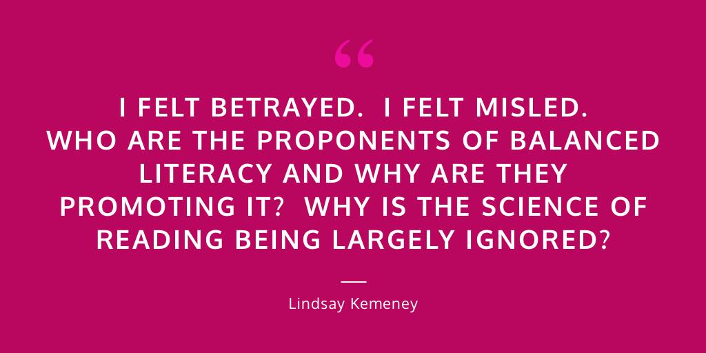 lindsay kemeney betrayed