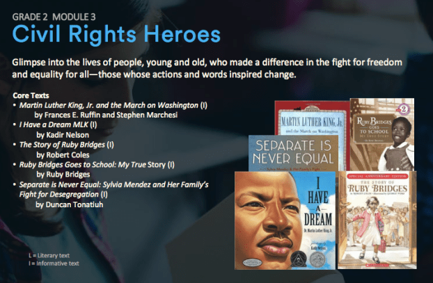 wit wisdom civil rights module