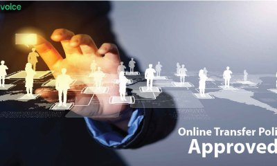 Online Transfer Approved