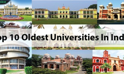 Top 10 oldest universities in India