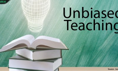 UNBIASED TEACHING