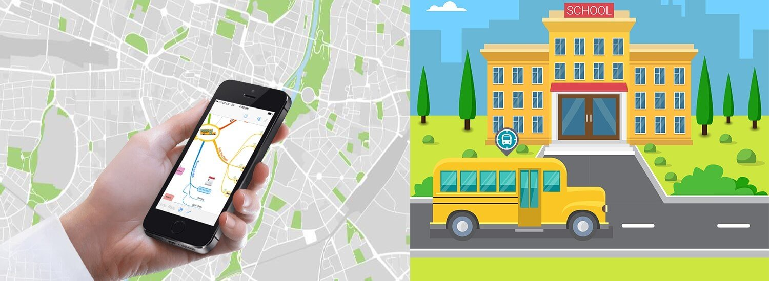 School bus tracking & Management