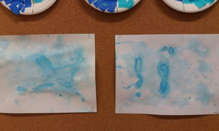 Chmury z baniek mydlanych