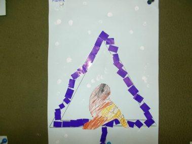 Dokarmiamy ptaki zimą Joanna Chorabik Kreatywnie z dzieckiem Międzynarodowy Dzień Ptaków Zima