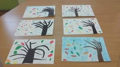 Podmuch wiatru Dzień Wiatru Izabela Kowalska Jesień Kreatywnie z dzieckiem Wiosna Zima