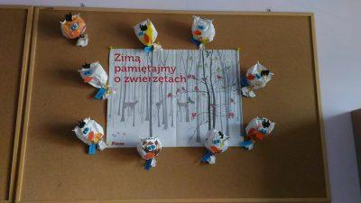 Sowy z torebek śniadaniowych Dominika Kobylak Jesień Kreatywnie z dzieckiem Międzynarodowy Dzień Ptaków Prace plastyczne (Dzień Zwierząt) Prace plastyczne (Jesień) Światowy Dzień Zwierząt Zwierzęta