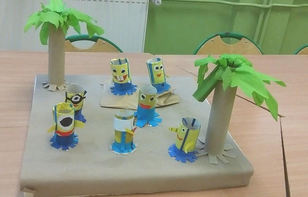 Wyspa Minionków