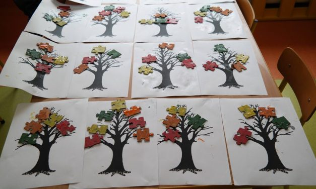 Puzzlowe drzewa