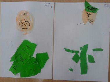 Leśniczy opiekunem lasu Dzień Drzewa Dzień Lasu Dzień Leśnika Dzień Ochrony Środowiska Dzień Ziemi Marlena Wrońska Postacie (Prace plastyczne) Prace plastyczne Prace plastyczne (Dzień drzewa) Prace plastyczne (Dzień Ziemi)