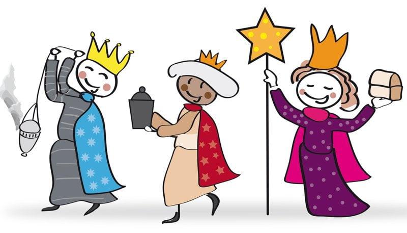 Wierszyk 6 Stycznia święto Trzech Króli Dla Dzieci