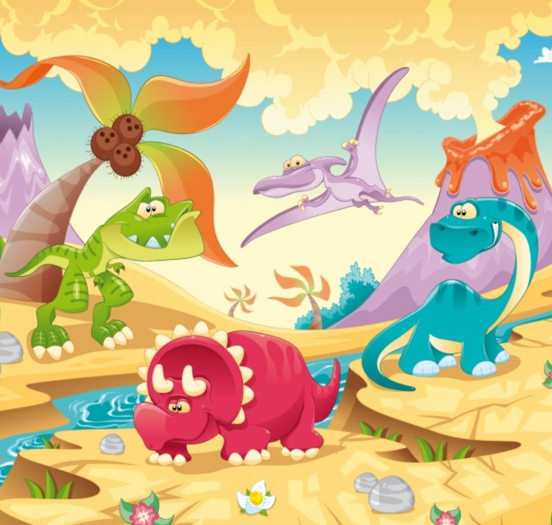 Dinozaury Agata Dziechciarczyk Dzień Dinozaura O dinozaurach Wierszyki