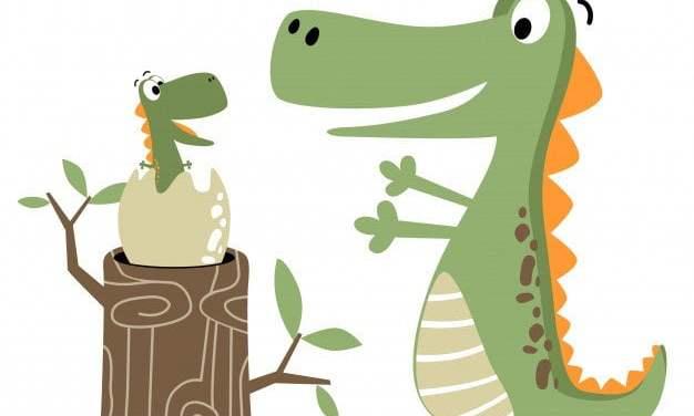 26 Luty – Dzień Dinozaura