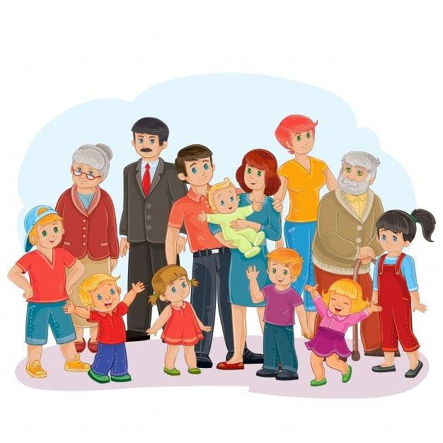 Festyn rodzinny - Familiada Agata Dziechciarczyk Dzień Rodziny Okolicznościowe (Wierszyki) Wierszyki
