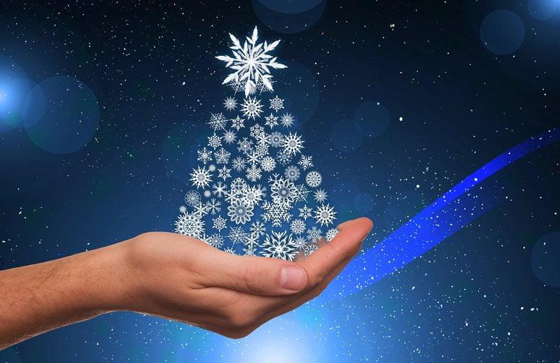 Magia grudnia Agata Dziechciarczyk Wierszyki Zima