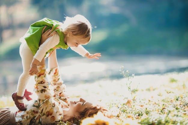 Wierszyk Mama I Ja Dla Dzieci Przedszkolaków Do Pobrania