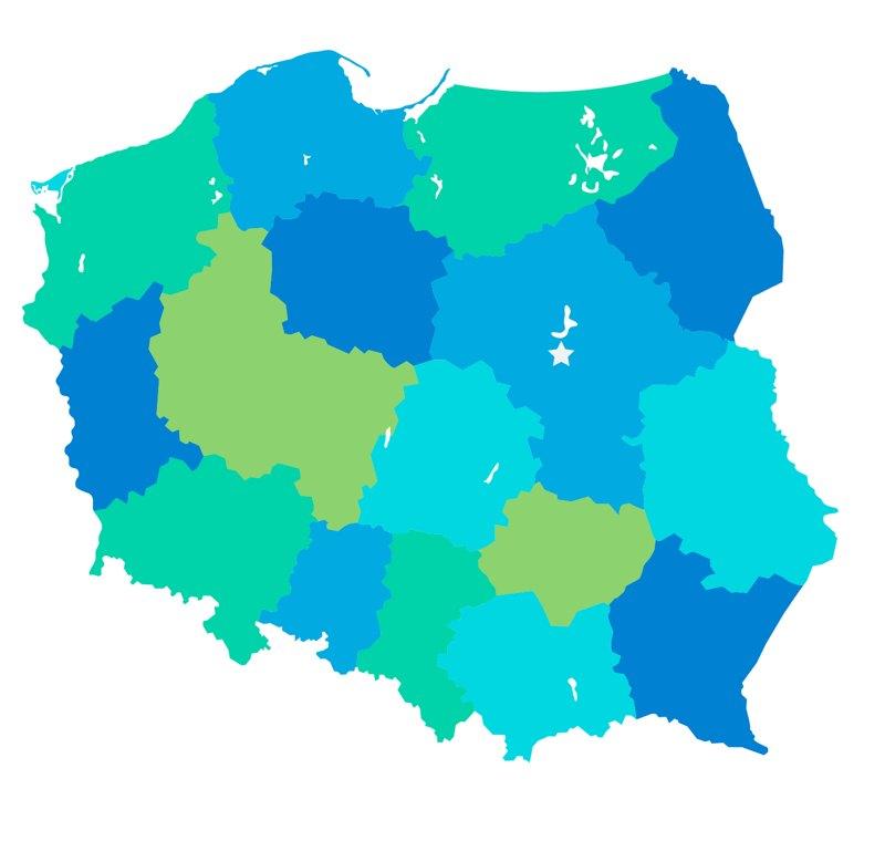 Miasta Polski Agata Dziechciarczyk Podróże Wierszyki