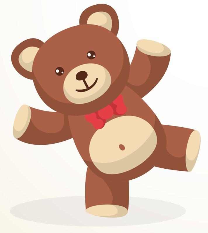 Przytul misia Agata Dziechciarczyk Dzień Misia Dzień Niedźwiedzia Dzień Pluszowego Misia Wierszyki